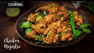 Hyderabadi Chicken Majestic  Starter Recipes  Chicken Recipes  Restaurant style Chicken Majestic