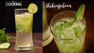 Shikanjabeen  Mint Cucumber Drinks  Juice  Sharbat Recipe  Healthy Refreshing Summer Drinks