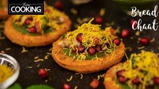 Bread Chaat  Street Food  Bread Snacks Recipe  Chaat Recipes  Bread Ki chaat