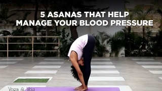 5 Asanas that help manage your blood pressure  Yoga poses to deal with Hypertension and stress