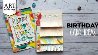 Birthday card Ideas  Creative Card Design  Handmade Greeting cards  DIY Birthday Gifts  Cupid
