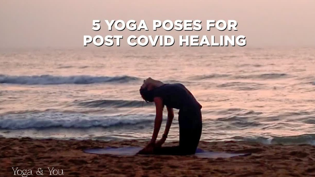 5 Yoga poses for post Covid healing  Asanas that restores strength  Easy Home Workout Sequence