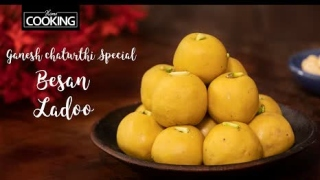 Besan Ladoo Recipe  Ganesh Chaturthi Special  Besan Ke Laddu  Sweet Recipes  Laddu Recipe