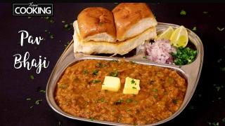 Pav Bhaji Recipe  Mumbai Street Food  Pav Bhaji Masala  Maharashtrian Recipes  Bombay Pav Bhaji